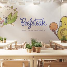Beefsteak Restaurant Rendering 02