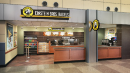 Raleigh-Durham Airport Einstein Bros. Bagels