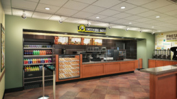 Raleigh-Durham Airport Einstein Bros. Bagels 02