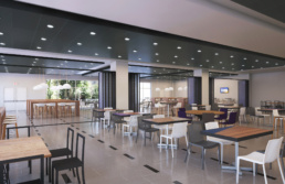 ELECTROLUX NC DINING AREA RENDERING 01
